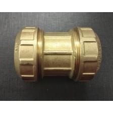 Соединитель труб ПНД (муфта) 25 мм