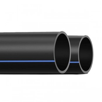 Труба ПНД (ПЭ-100) для систем водоснабжения 40 х 3,7 мм (отрезки до 150 м)