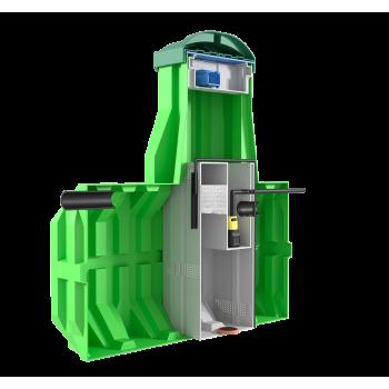Станция биологической очистки ERGOBOX 4 PR (рассчитана на 4 человекa)