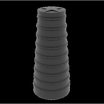 Конусный дренажный колодец 2 м