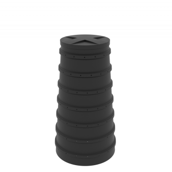 Конусный дренажный колодец 1,5 м